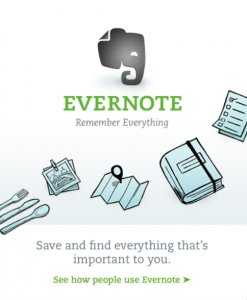 Evernote for Mac 10.9.5 Free Download