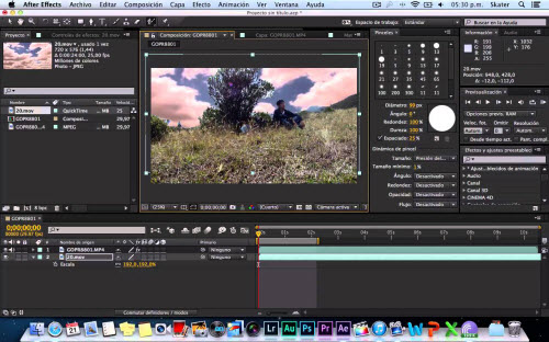 Adobe After Effects CC 2020 Cracked for Mac Free Download