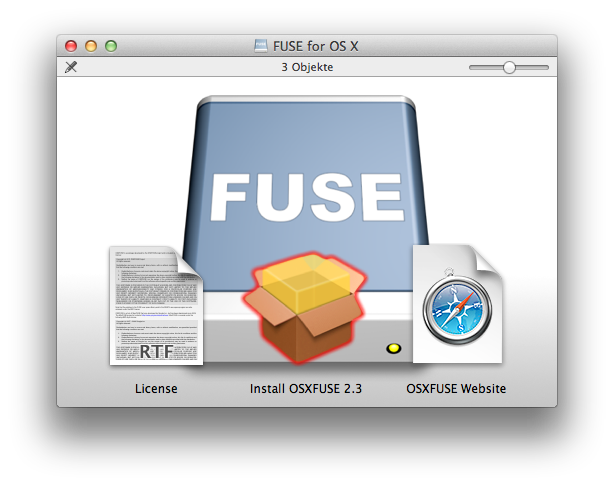 MacFUSE for Mac Free Download