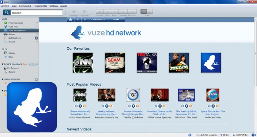 Vuze 5.7.5.0 for Mac Free Download