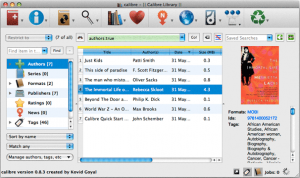 calibre for Mac Free Download
