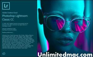 Adobe Lightroom CC 2018 for MAC Serial Number Free Download
