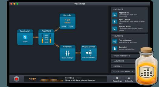 Audio Hijack Pro 3.3.6 Mac Free + License Key Download