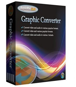 GraphicConverter 10.5 for Mac Full License Keys Free Download