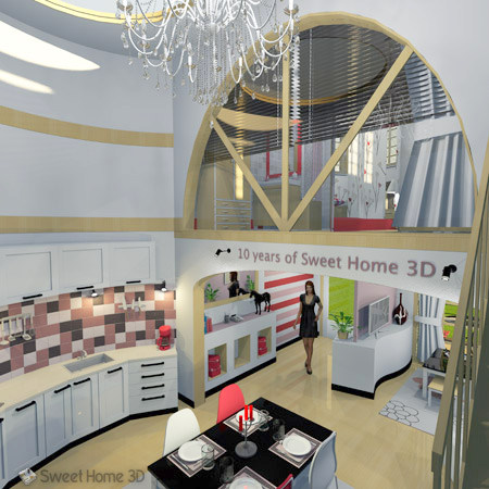 Sweet Home 3D for Mac Download Free 5.6