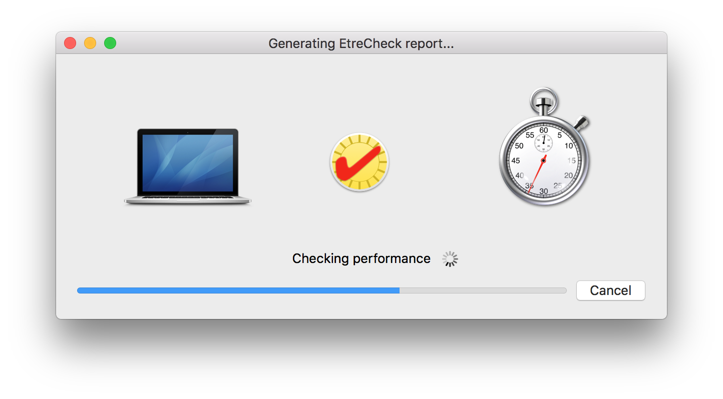 EtreCheck 4.0.1 for Mac Free Download