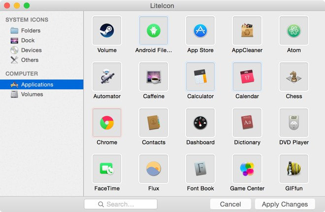 LiteIcon 3.9 For Mac Os High Sierra Free Download