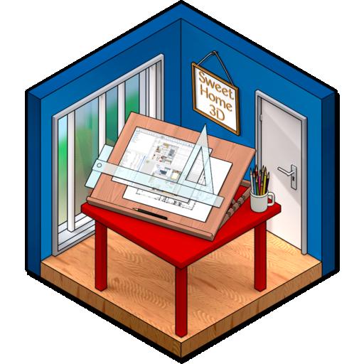 Sweet Home 3D 6.1.2 Crack + Keygen Free Download [Win Mac]