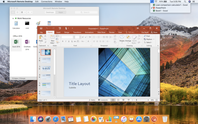 Microsoft Remote Desktop 10.2.4 For Mac Latest Version Free Download