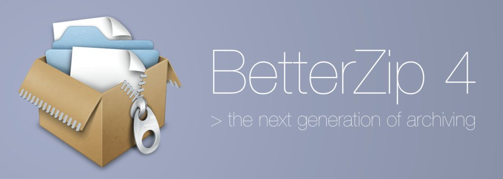BetterZip 4.2.1 Crack + Licence Key For Mac Free download