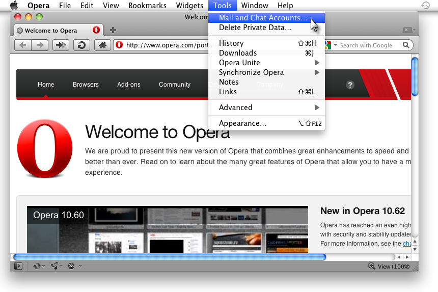 Opera 56.0.3051.52 For Mac Free Download
