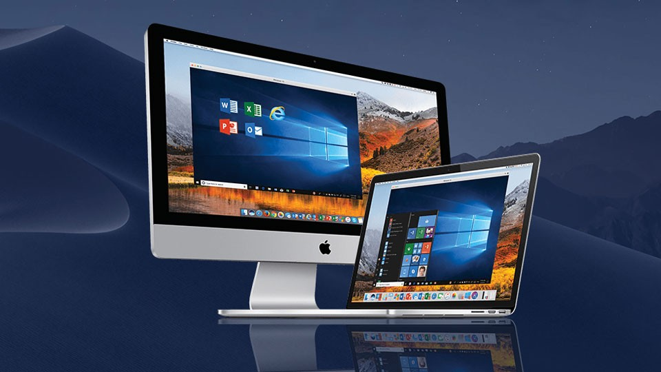 Parallels Desktop 14.1.3 Mac Crack + Activation Key Free Download