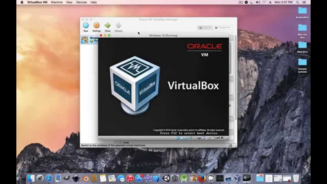 VirtualBox 6.1.6 Mac Crack Free Download 2020 [Latest Version]