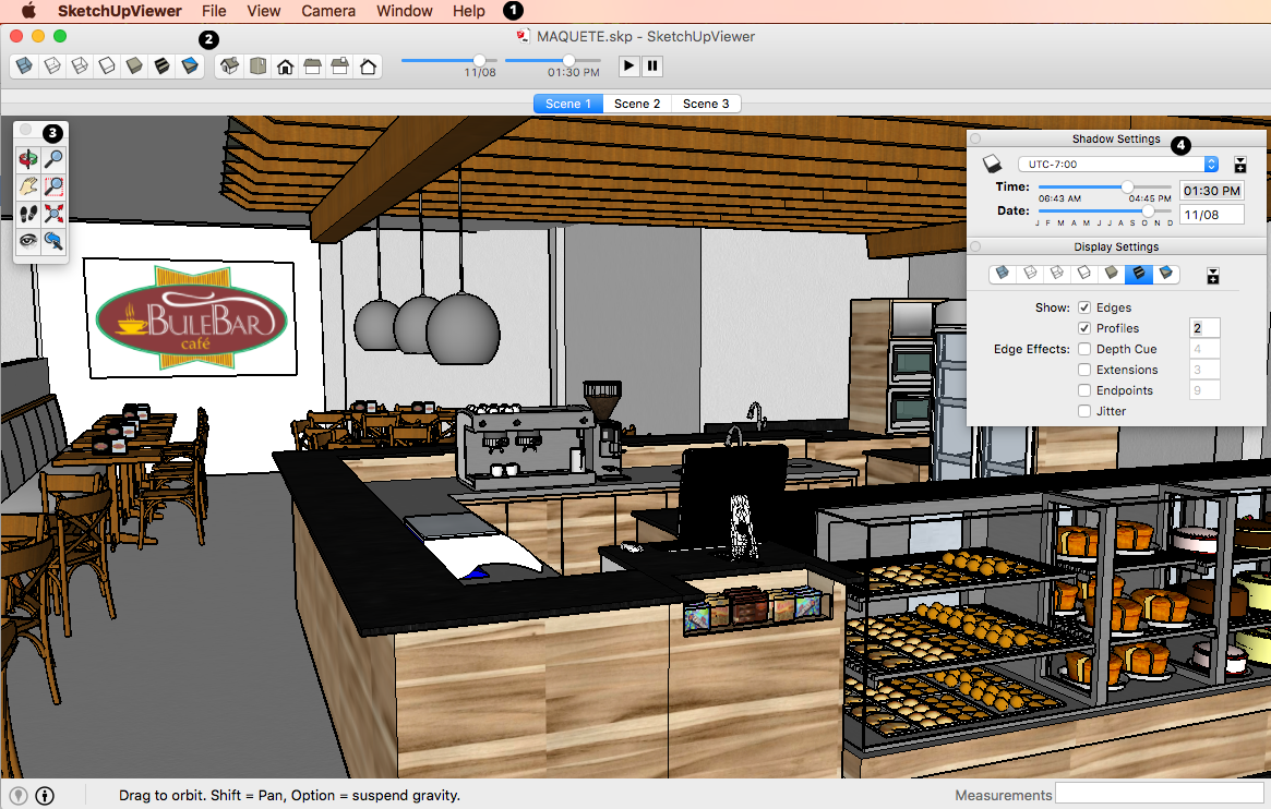 SketchUp 17 0 18898 Mac Crack+License Key Full Version Free