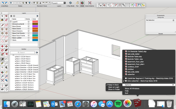 SketchUp 17.0.18898 Mac Crack + License Key Full Version 2018 Free Download