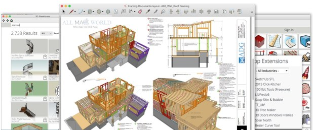 SketchUp Pro 18.1 For Mac Crack+Keygen Full Version 2018 Free Download