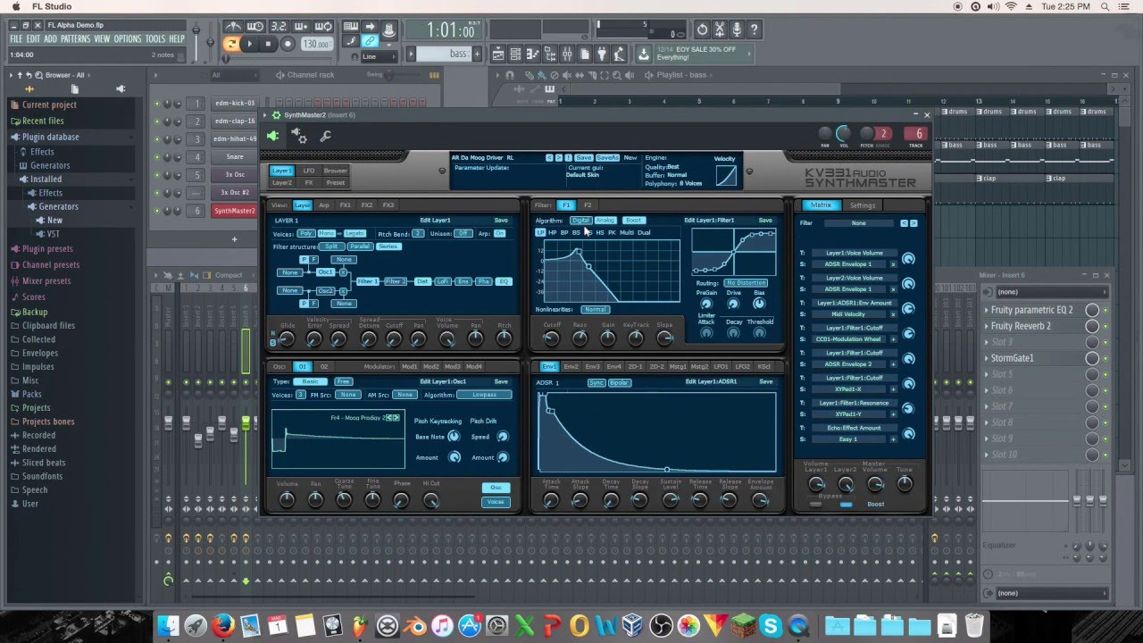 fl studio download free for mac