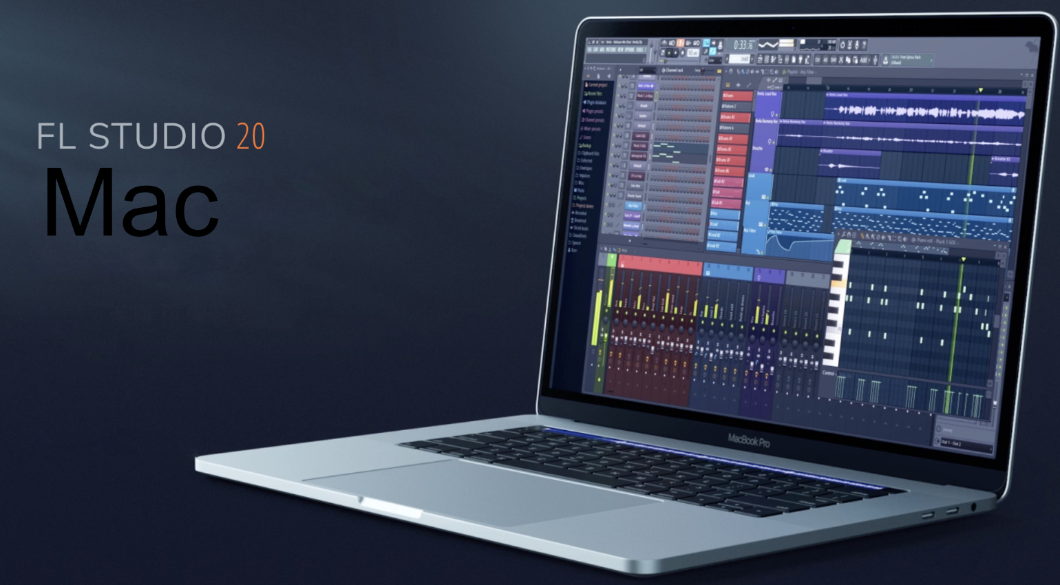 FL Studio 20.1.1.175 Crack + Registration Key Free Download [Win/Mac]