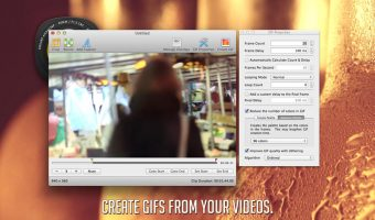 GIF Brewery 3.9.4 App for Mac High Sierra Latest Version Free Download